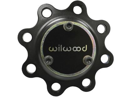 Picture of Wilwood Wide 5 Hub - 8 Bolt Drive Flange - Black