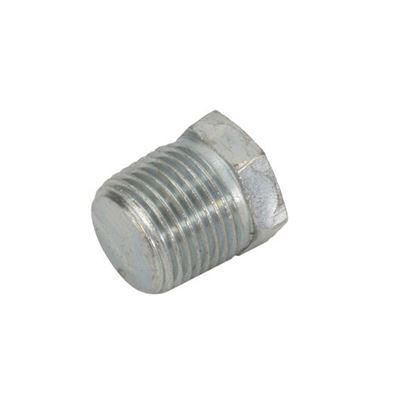 "Picture of Winters QC 3/8"" Socket Head Pipe Plug - Steel - 2 Req"