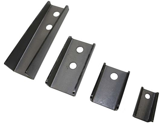 Picture of Fuel Cell Mount Brackets and Channel Tab
