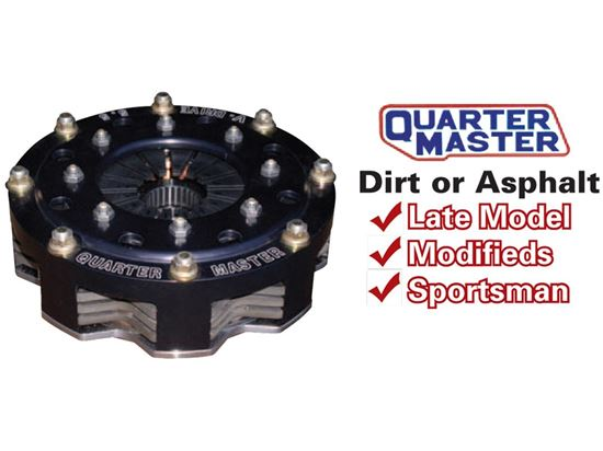 """Picture of QuarterMaster Clutches - 5.5"""" V Drive"""