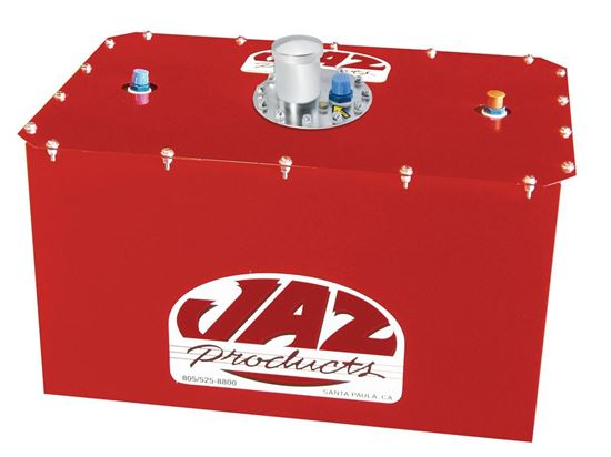 Picture of Jaz Circle Track Fuel Cells - With Steel Can