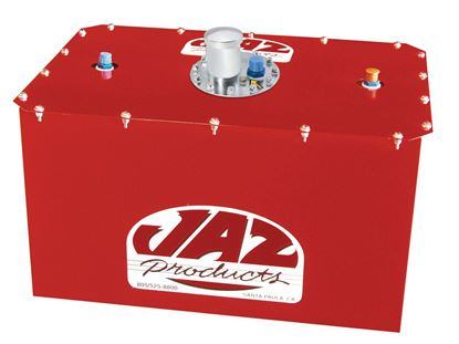 Picture of Jaz Circle Track 12 Gallon Fuel Cell - With Steel Can