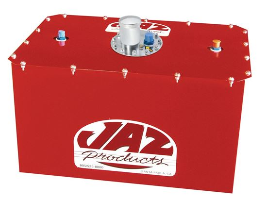 Picture of Jaz Circle Track 8 Gallon Fuel Cell - With Steel Can