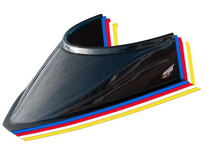 Picture of MD3 Hood Scoops