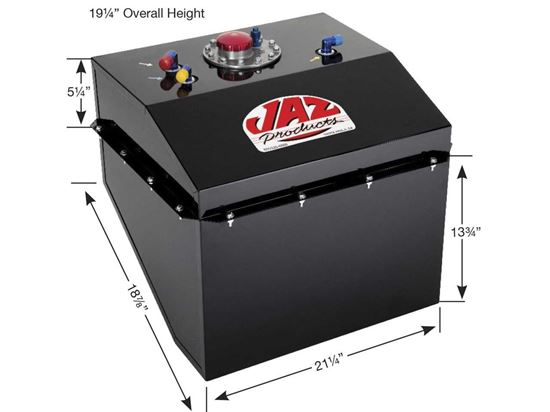Picture of Jaz Wedge Fuel Cell - 22 Gallon