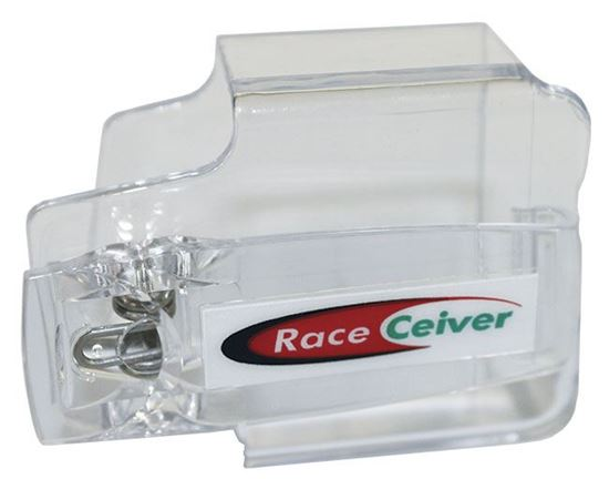 Picture of RACEceiver Element Enclosed Holder with Clip