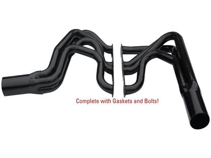 Picture of Schoenfeld Modified Mid-Length Design Headers - Style 1185