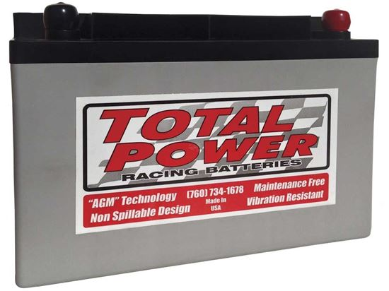 Picture of 12 Volt Total Power Batteries