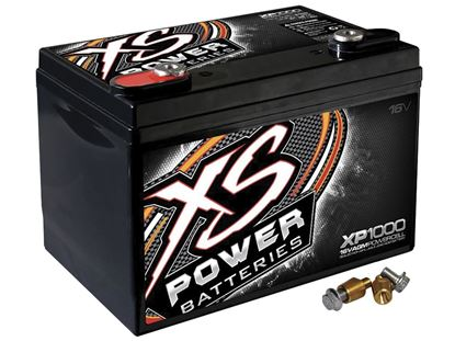 Picture of Battery - XS 16 Volt AGM - Max Amps: 2400 CA 675
