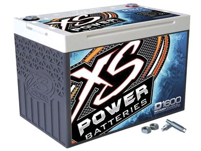 Picture of Battery - XS 16 Volt AGM - Max Amps: 2400 CA 675A