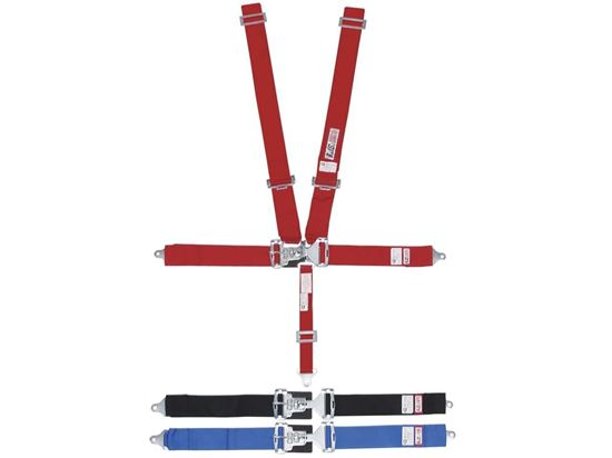 Picture of RJS 5 Pt. Seat Belt Kit - Wrap Around