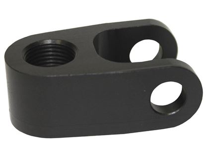 "Picture of Universal Steering Mount - 3/4"" Heim Adapter"