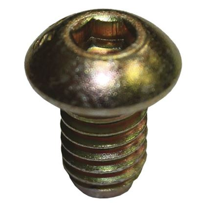 "Picture of Bert Button Head Screw 5/16"" X 1/2"""