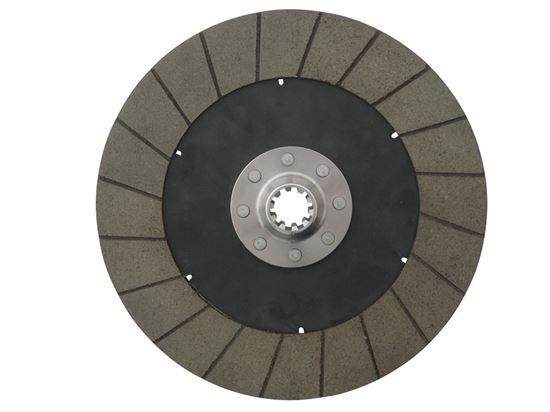 "Picture of QuarterMaster 10.5"" Friction Disc - Alum Core/Steel Hub"