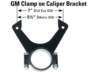 Picture of PRP Caliper Bracket - Clamp On