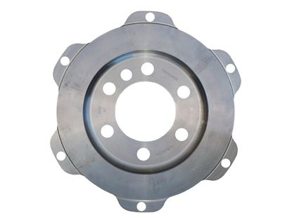 """Picture of QuarterMaster 5.5"""" V-Drive Button Flywheel - Chevy"""