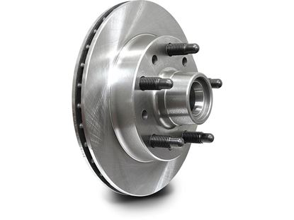 Picture of AFCO Brake System Ford/GM Hybrid Rotor (Ford Spindle) & Parts