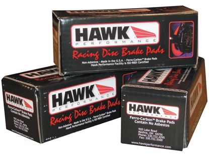 Picture of Hawk Brake Pads - Black