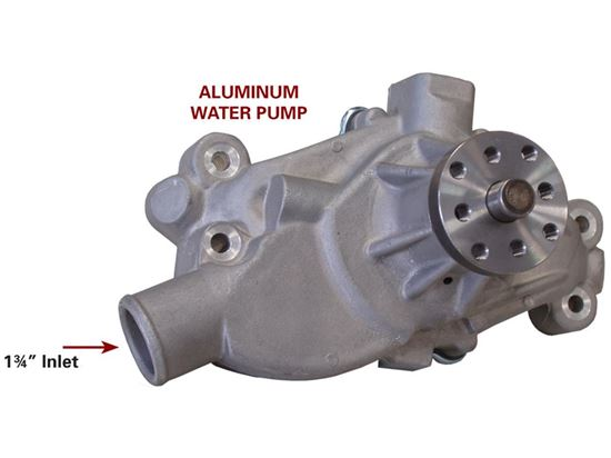 Picture of Stewart Aluminum High Flow Water Pumps - Short