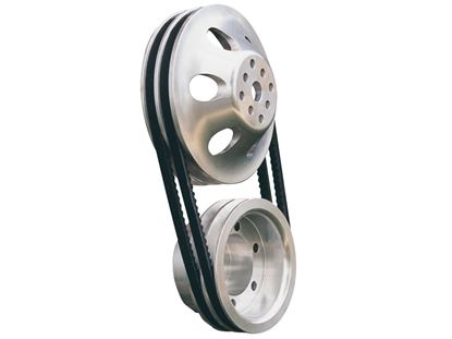 Picture of PRP 25% Aluminum Pulley/Belt Combo