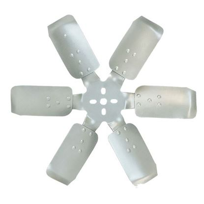 Picture of Flex-a-lite Fans - Silver