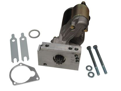 Picture of Proform Chevy Hi-Torque Starter and Parts