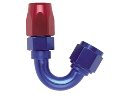 Picture of Fragola Braided Hose Ends - 150 Degree