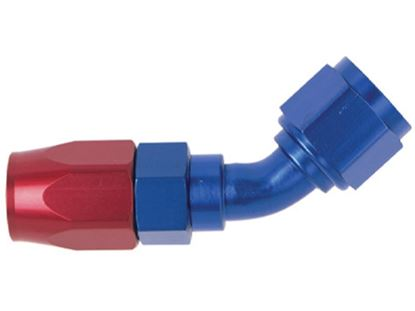 Picture of Fragola Braided Hose Ends - 45 Degree
