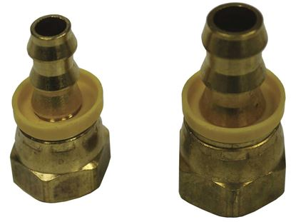 Picture of PRP Socketless Brass Reducer Fittings
