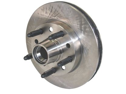 Picture of Wilwood GM Metric Style Rotor (5x5 Only)