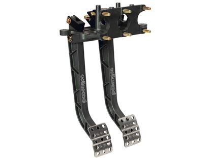 Picture of Wilwood Adjustable Dual Pedal - Reverse Mount - 6.25:1