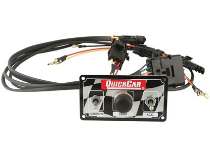 Picture of Quickcar Modified Wiring Kit - MSD Harness With 50020 Switch