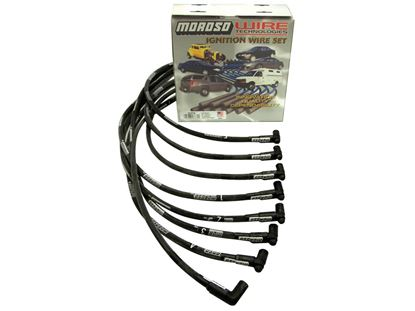 Picture of Moroso SBC Plug Wires 90 Degree