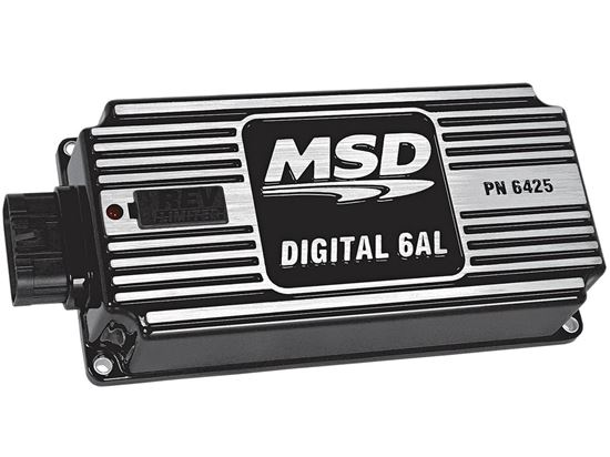 Picture of MSD 6AL Digital Ignition Box -  w/Rev Limiter