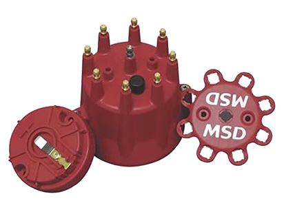 Picture of MSD Distributor Cap and Rotor Kit - Chevy Billet