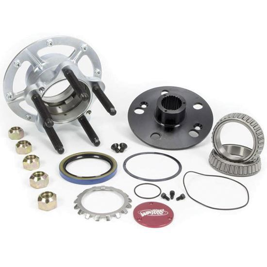 Picture of Winters GN Hub Kit Platinum - 5 x 4 3/4