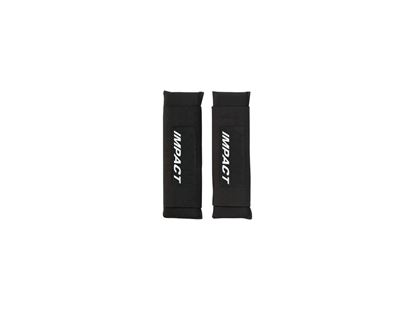 Picture of Impact Shoulder Harness Pads - Black 1 Pr