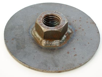 Picture of PRP Weld In Weight Jack Plate