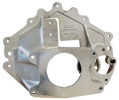 """Picture of Falcon Bell """"Only"""" - Alum - Less Coupler & Flywheel"""
