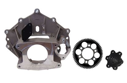 Picture of Falcon Bell Kit - Aluminum Chevy - HTD - 18 Spline