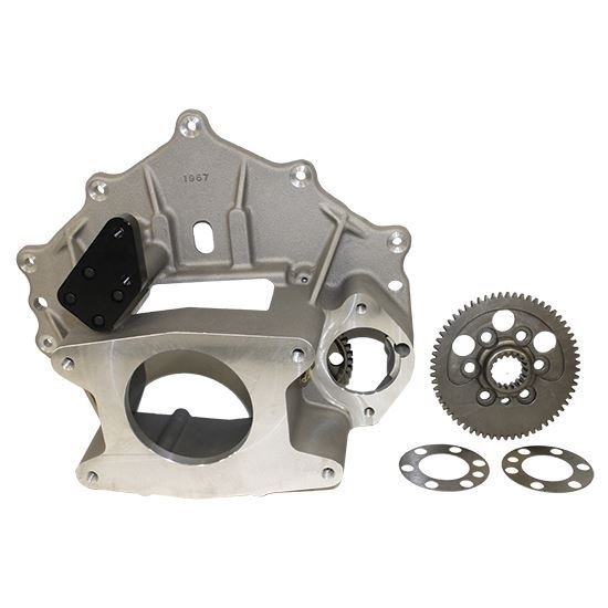Picture of Falcon Bell Kit - Aluminum Chevy - No HTD - Crate