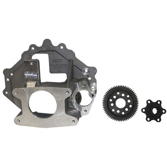 Picture of Bert Bell Kit - Aluminum - HTD Steel Ford (370F,371H)