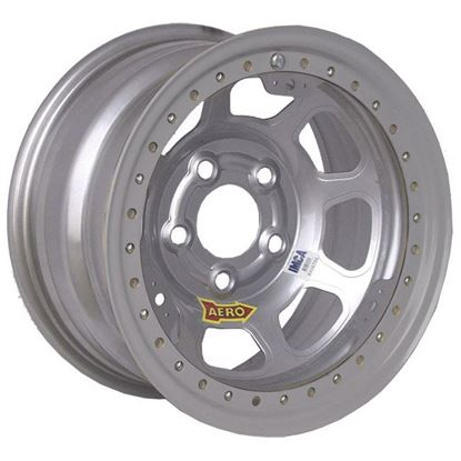 "Picture of AERO 53 Series - 15"" x 8"" Beadlock Wheels - IMCA"
