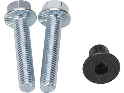 Picture of IMCA 1979-Up 3 Piece Metric Spindle Bolt Kit
