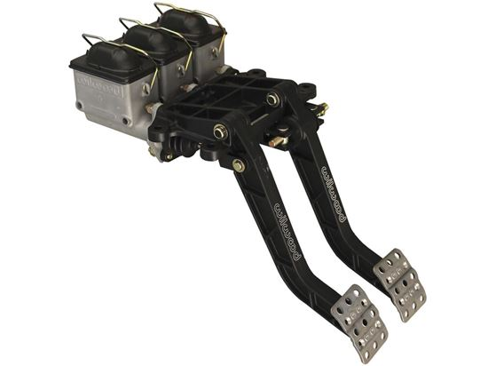 Picture of Forward Mount Dual Pedal Combos
