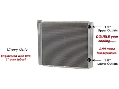 Picture of AFCO Radiator - Double Pass