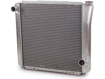 Picture of AFCO Radiator - Double Row - Chevy/Ford