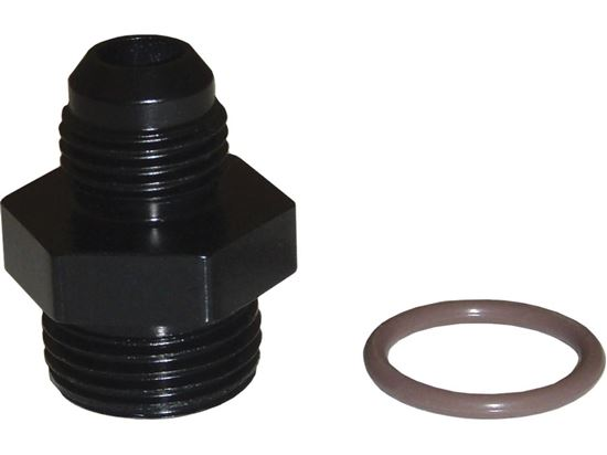 Picture of Fragola Aluminum AN Adapters w/ O-ring