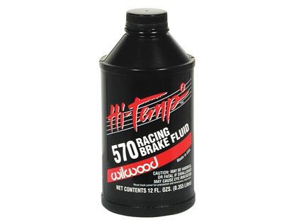 Picture of Wilwood Hi-Temp Racing Brake Fluid
