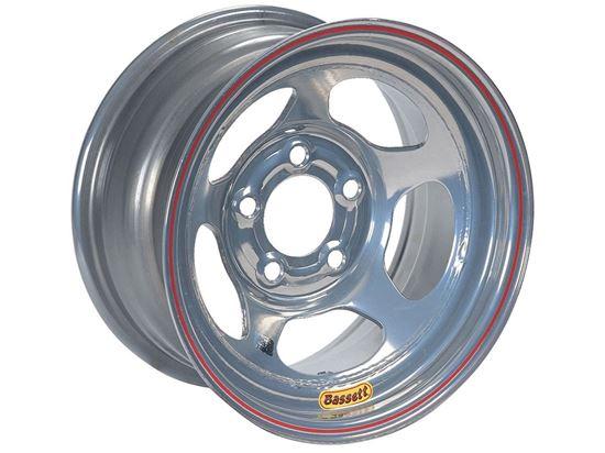 "Picture of Bassett Inertia Advantage Wheels - 15"" x 8"""